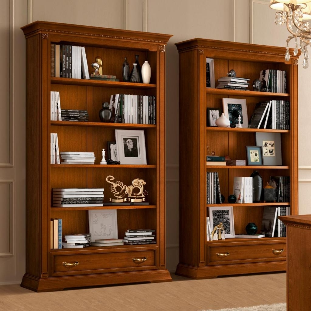 Featured Photo of Cherry Wood Bookcases