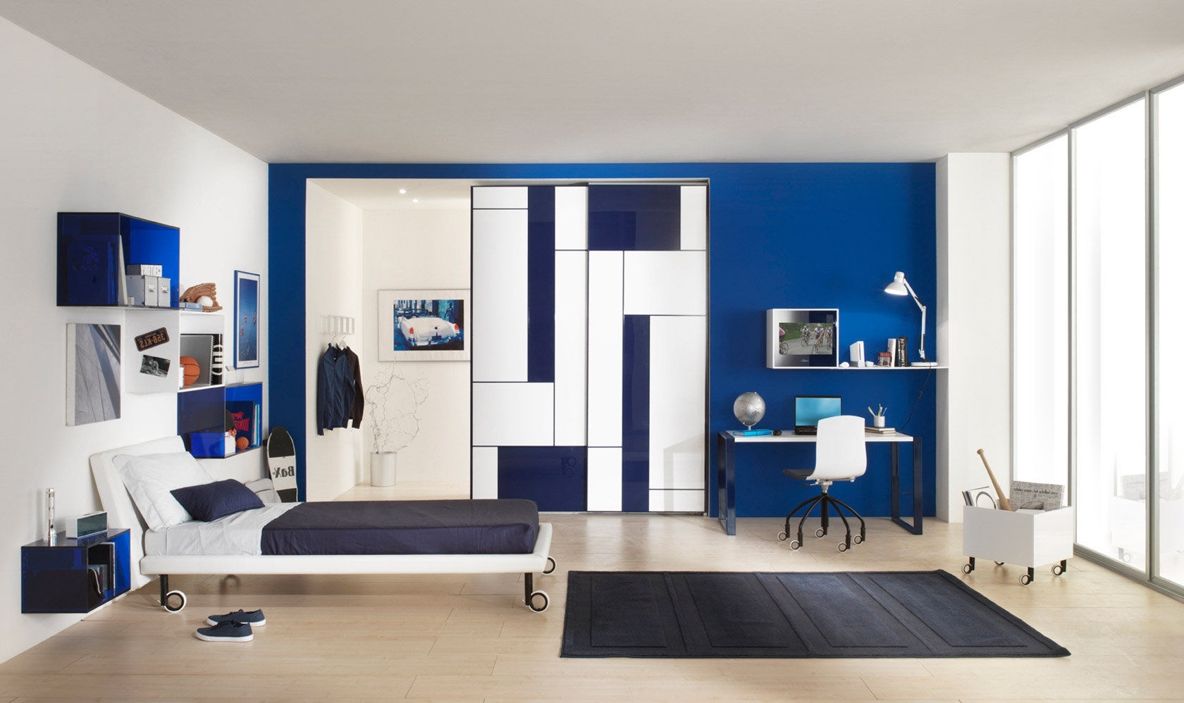 Childrens Bedroom Wardrobes Within 2017 Best Modern Wardrobe Designs For Bedroom Rooms Colorful And (View 7 of 15)