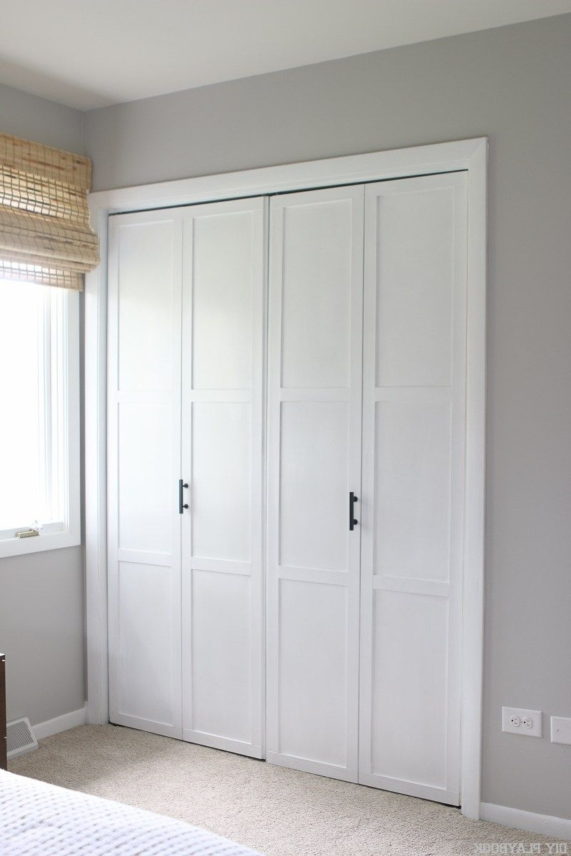 Closet Doors, Simple (View 4 of 15)