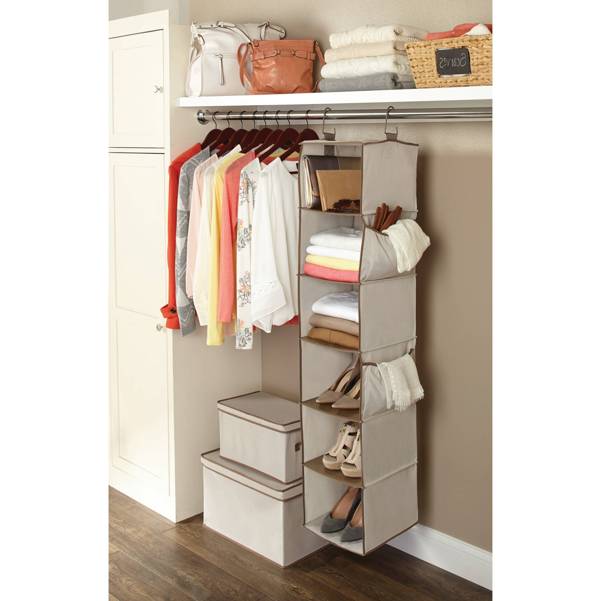 Closet Storage : Home Depot Portable Closet Heavy Duty Closet Intended For Widely Used Mobile Wardrobes Cabinets (View 1 of 15)