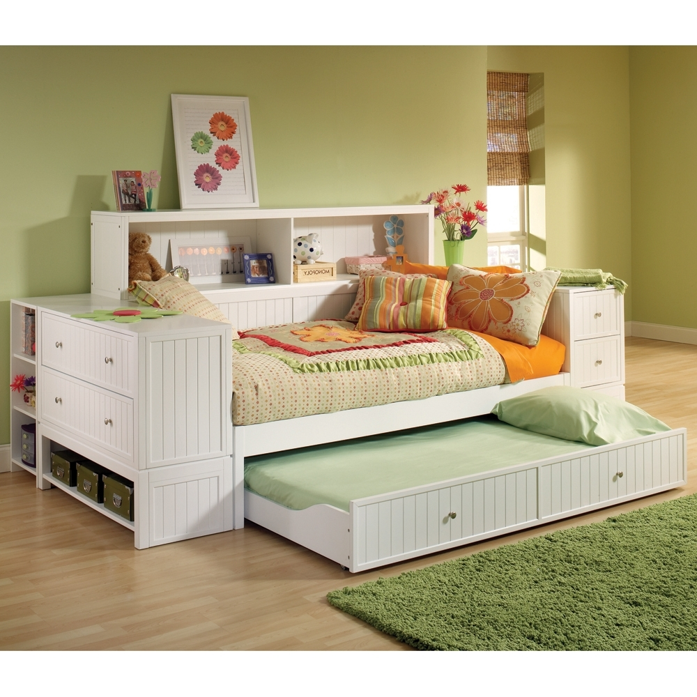 Cody Daybed With Trundle & Storage Hillsdale Furniture (View 2 of 15)