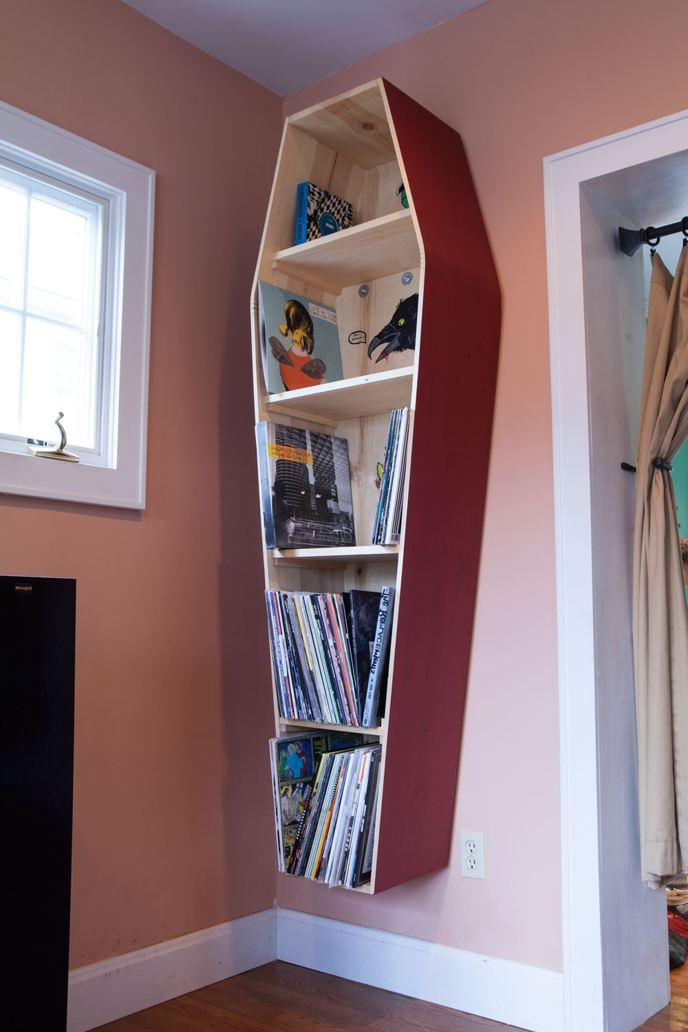Coffin Bookcases Inside Most Recently Released The Anarchist's Design Book – Lost Art Press (View 3 of 15)