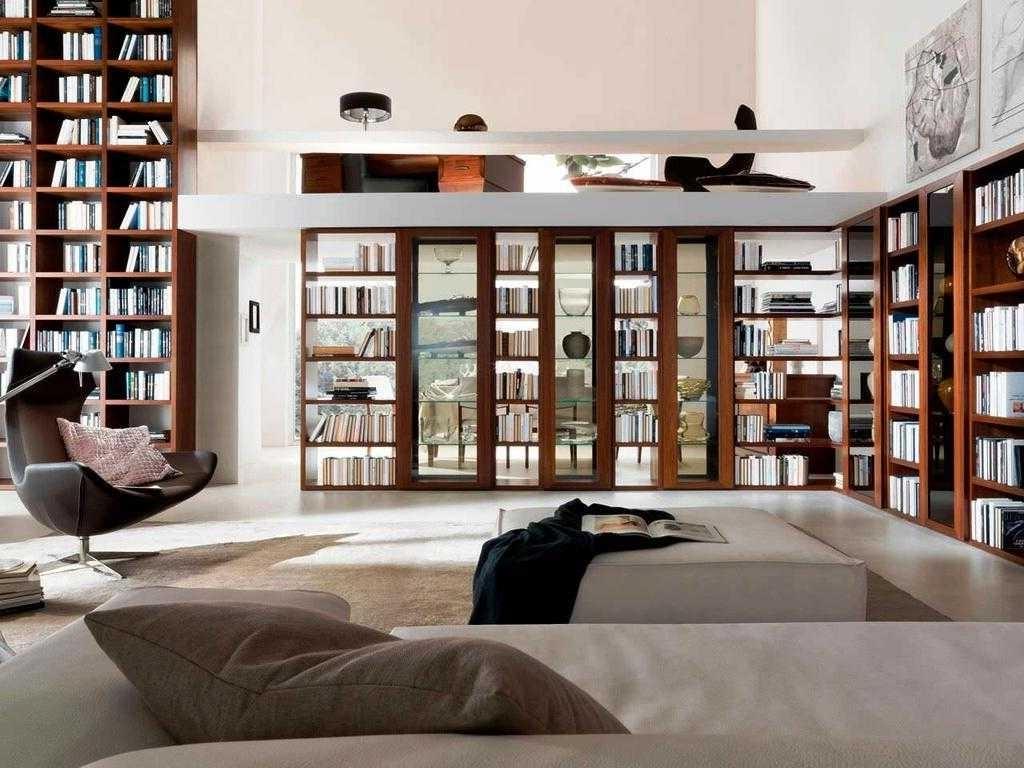 Contemporary Bookshelf (View 6 of 15)