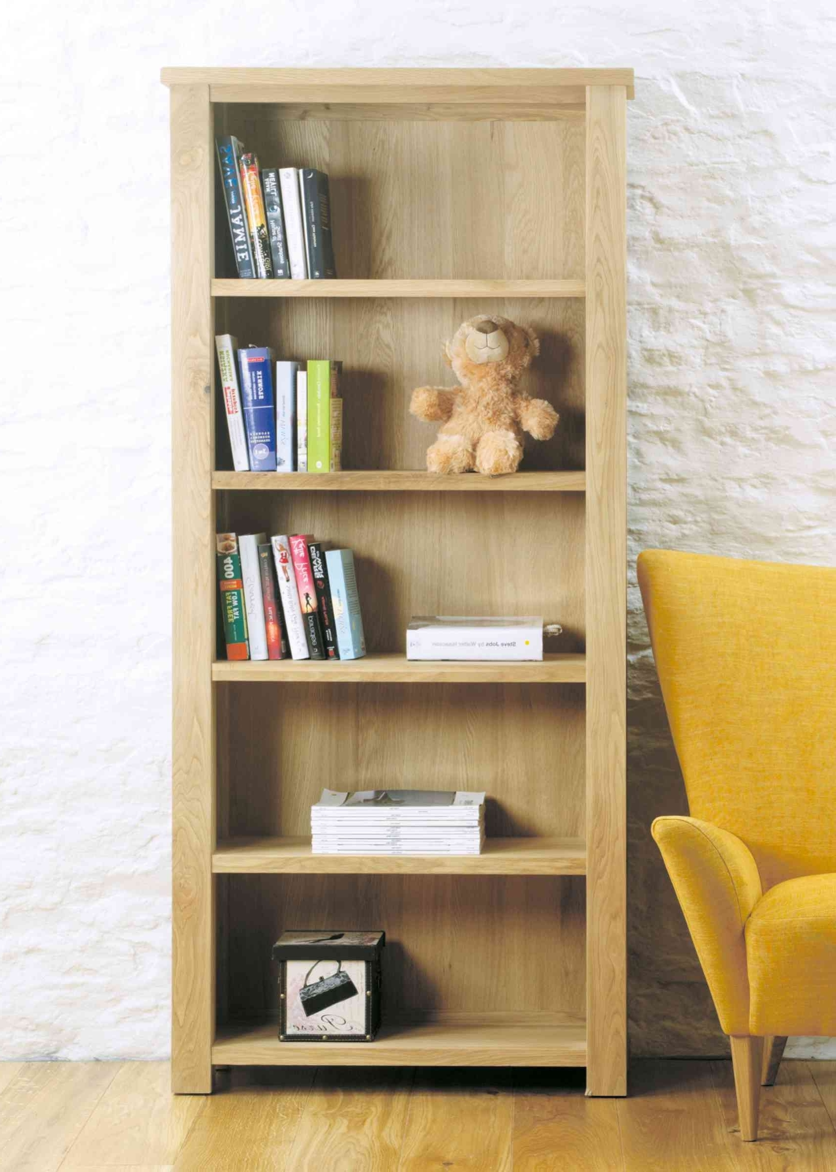 Contemporary Oak Shelving Units Intended For Widely Used Contemporary Oak Shelving Units • Shelves (View 4 of 15)