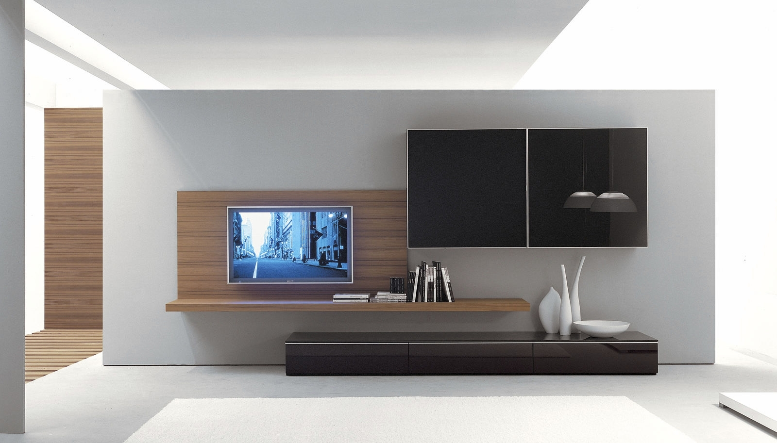 Contemporary Wall Units For Tv – Wall Units Design Ideas Regarding Best And Newest Tv Wall Unit (View 4 of 15)