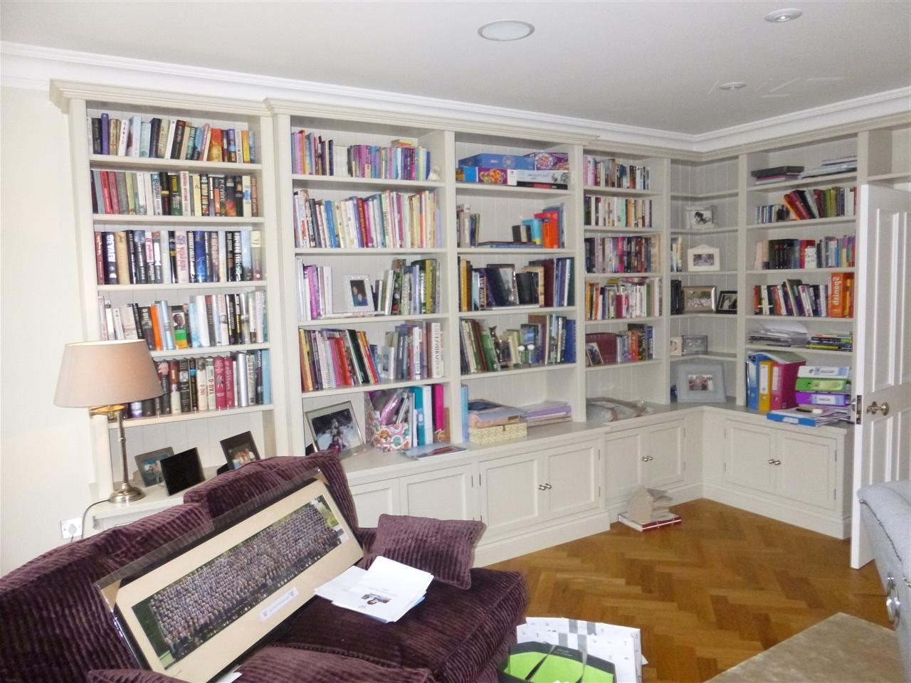 Corner Library Bookcases With 2018 Libraries And Wall To Wall (View 4 of 15)