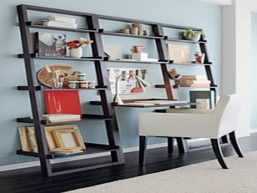 Crate And Barrel Leaning Wall Shelf Inside Famous Crate And Barrel Leaning Bookcases (View 9 of 15)