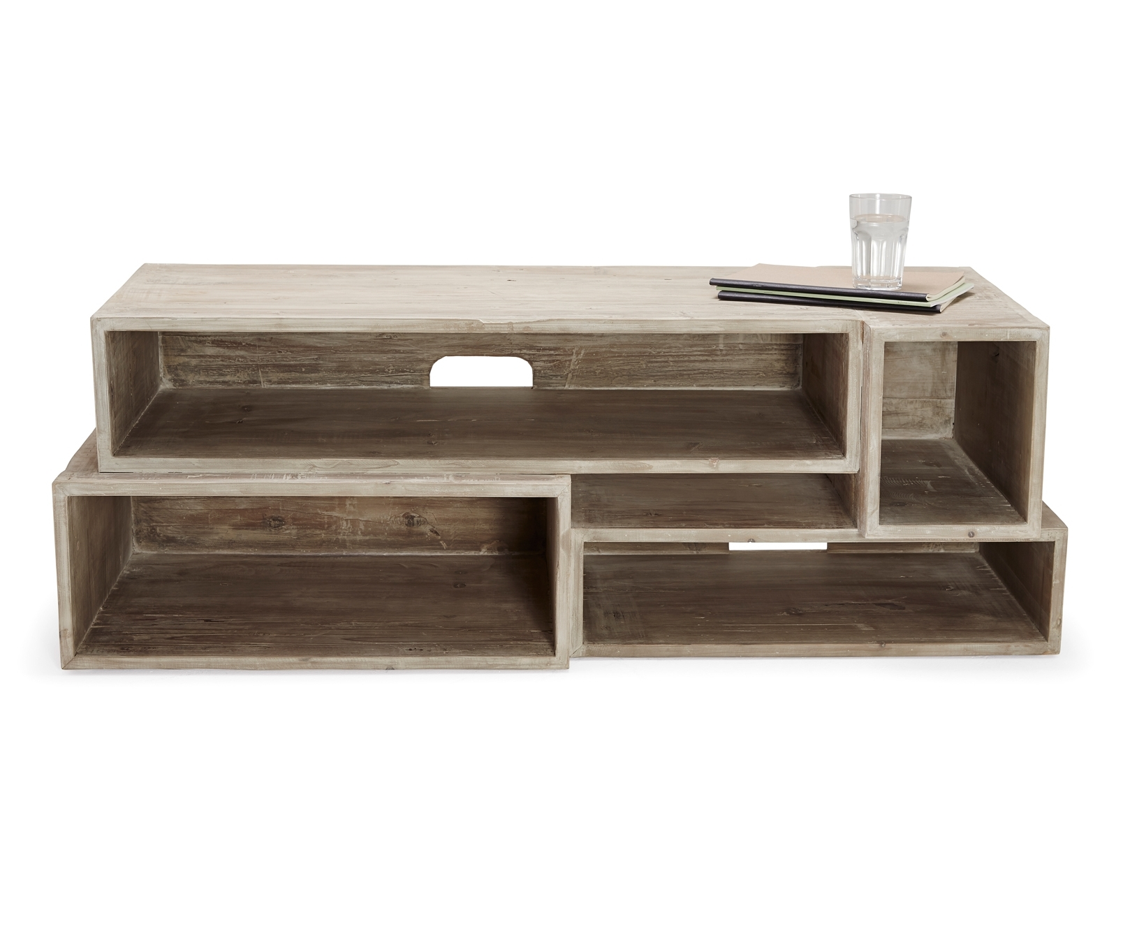 Crate Style Tv Stand (View 3 of 15)