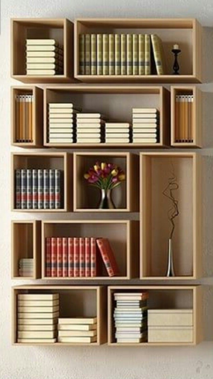 Creative With Regard To Cool Bookcases (View 3 of 15)