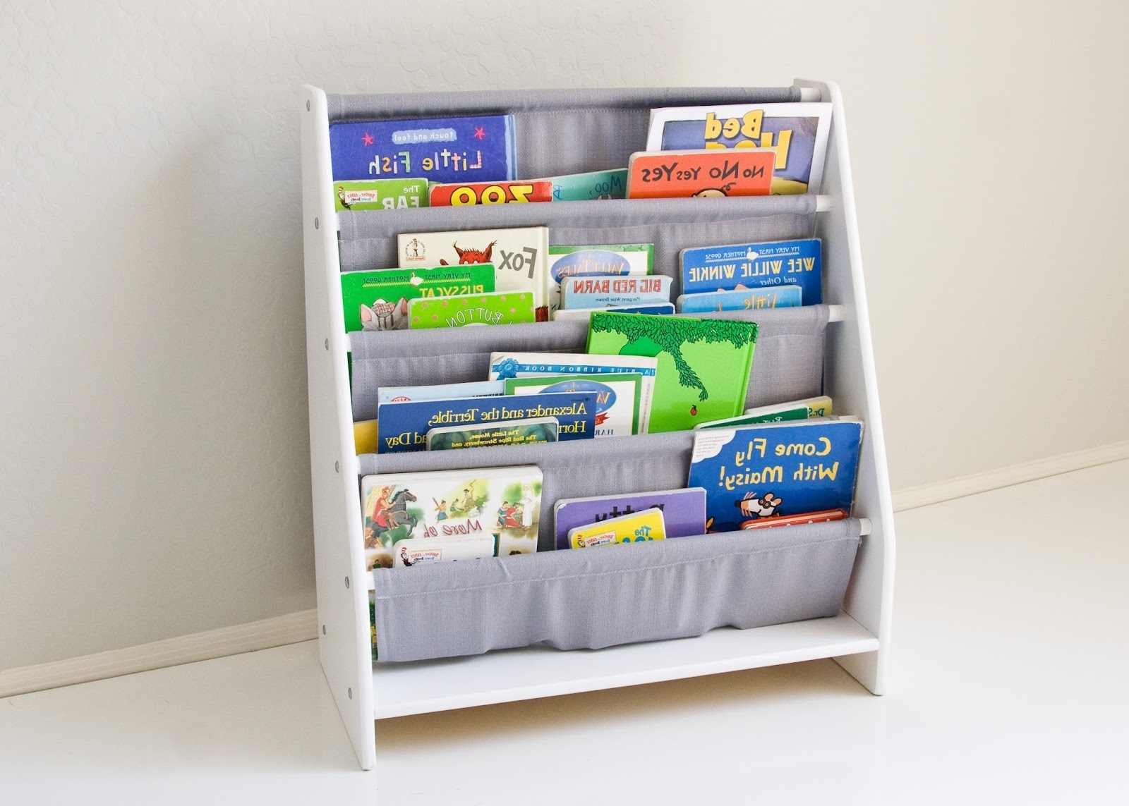 Current Bookcases Ideas: Kids Bookcases And Bookshelves The Land Of Nod Inside Nursery Bookcases (View 3 of 15)