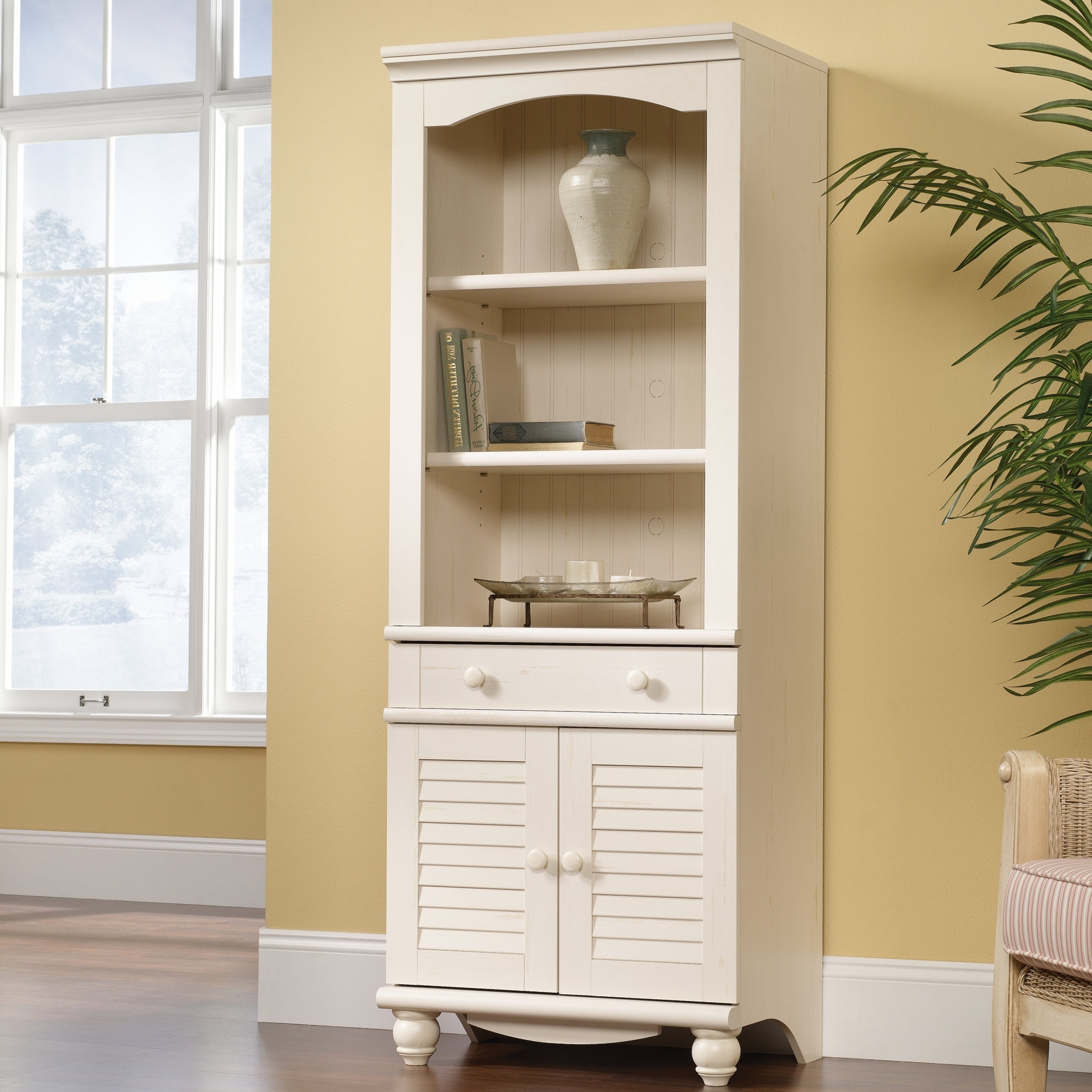 Current Bookcases With Doors You'll Love (View 4 of 15)