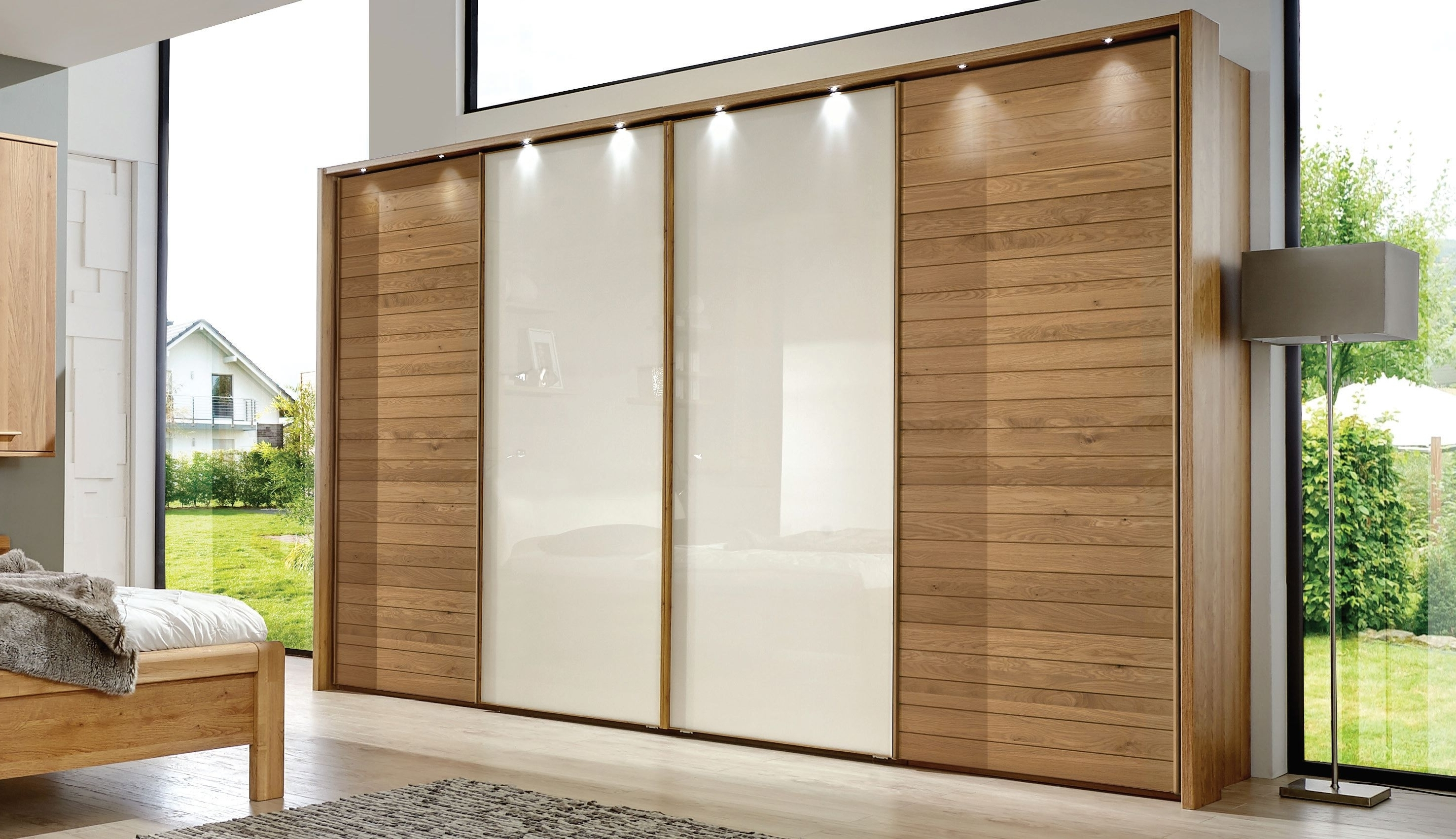 Current Buy Wiemann Biscaya Sliding Door Wardrobes Without Cornice Online Inside Sliding Door Wardrobes (View 1 of 15)