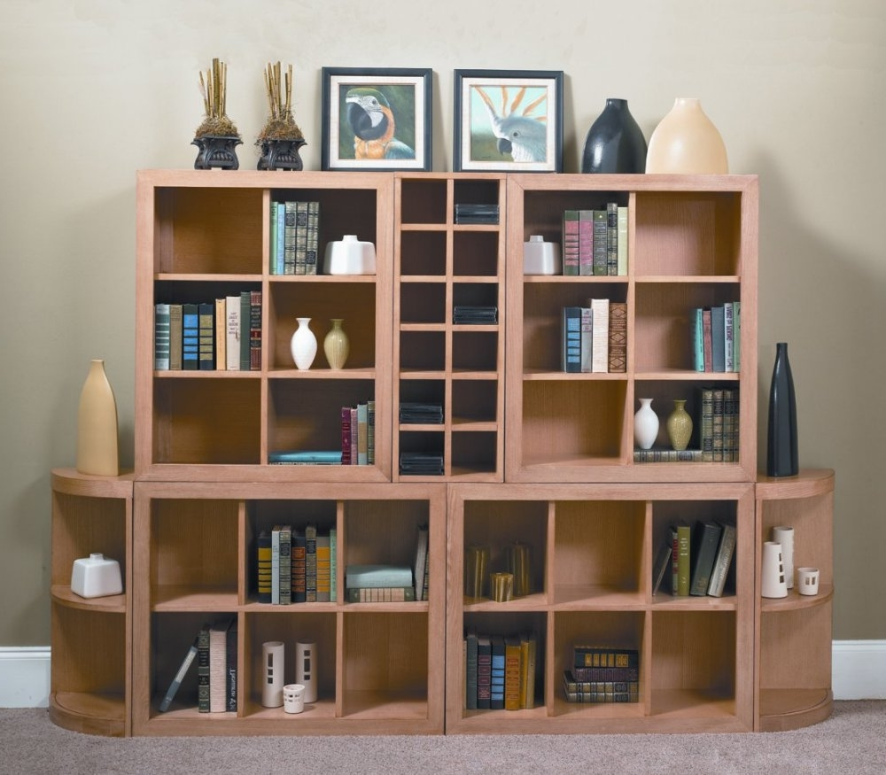 Current Decoration Ideas: Endearing Interior Ideas For Simple Bookshelf Throughout Free Standing Book Shelf (View 12 of 15)