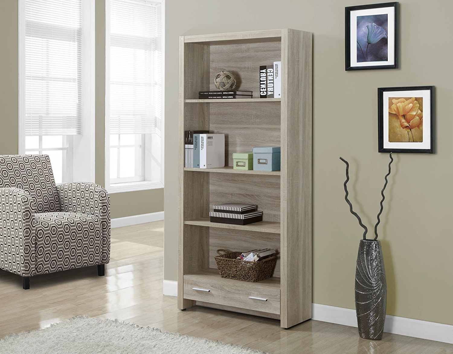 Current Furniture Home: Carson Threshold Bookcase Sensational Picture With Regard To Threshold Bookcases (View 8 of 15)