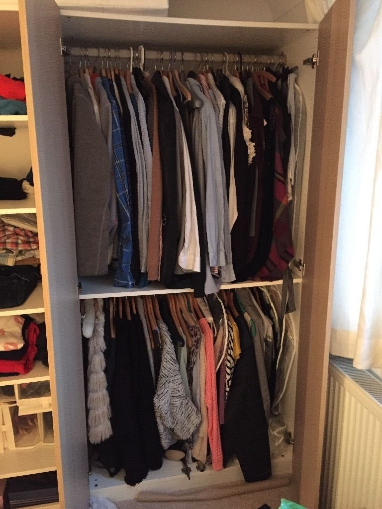 Featured Photo of Double Rail Wardrobes
