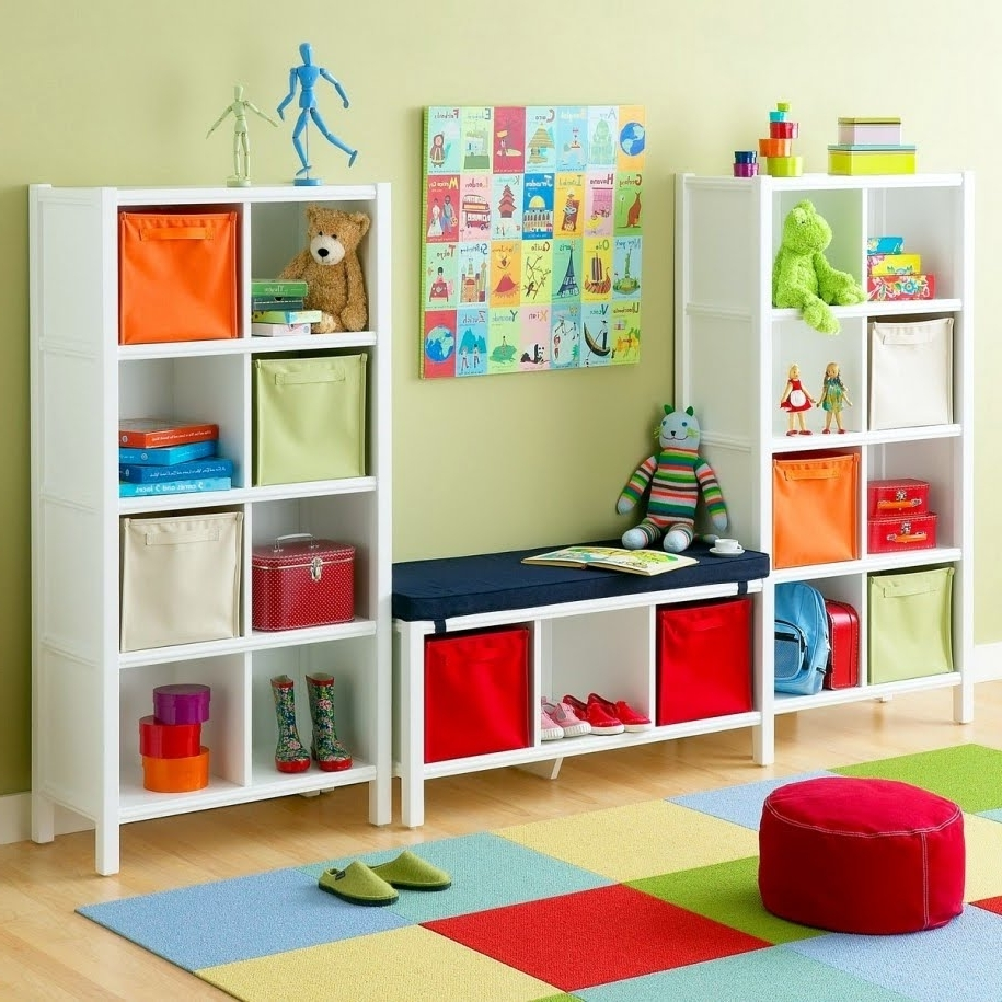 Featured Photo of Bookcases For Kids Room