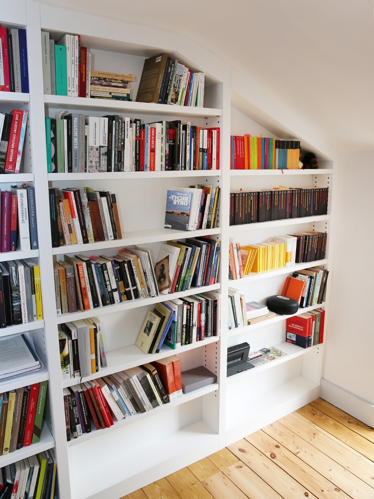 Current Loft Contemporary Fitted Shelving (View 7 of 15)