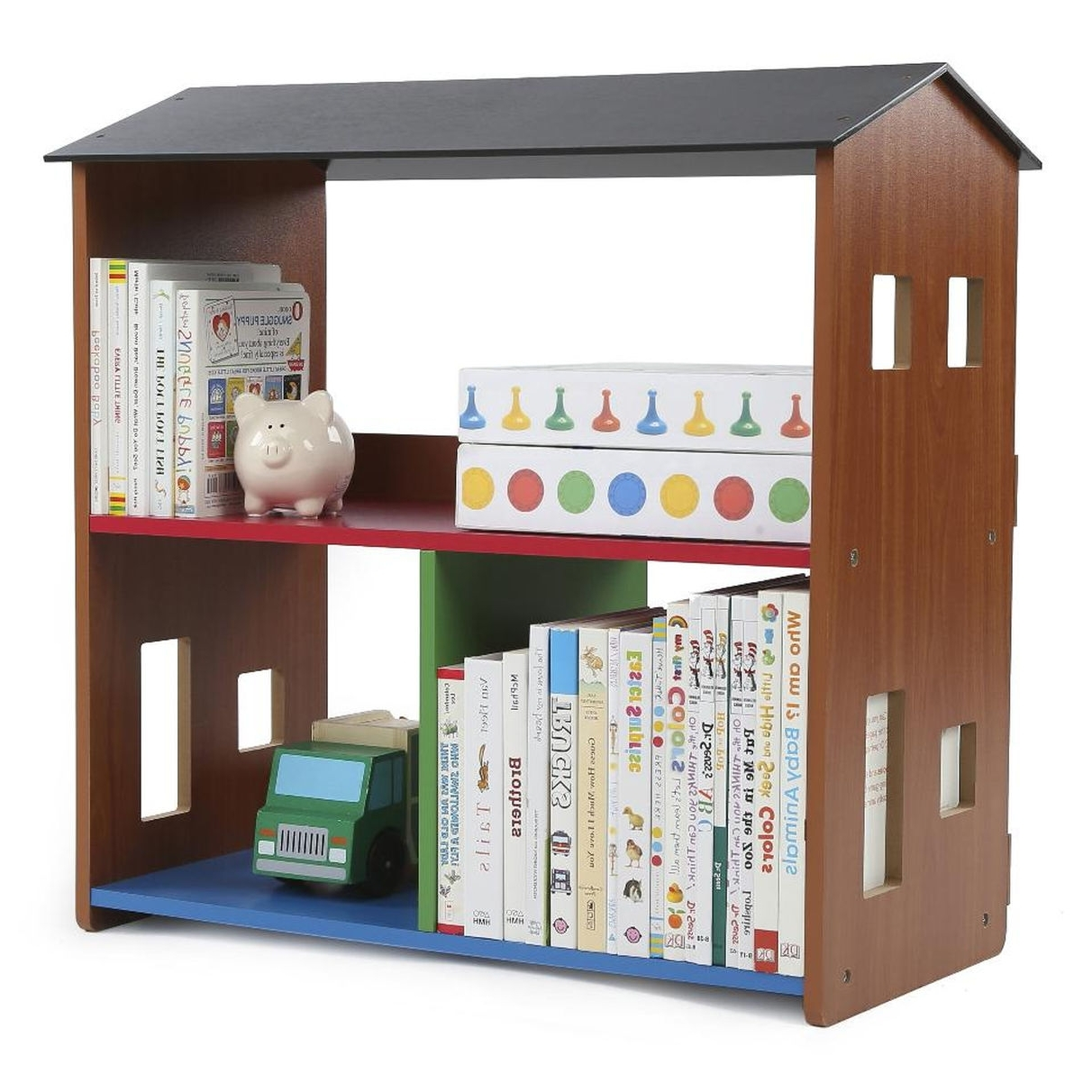 "Current Tot Tutors Focus Playtime Bookcase – Toys""r""us Regarding Toddler Bookcases (View 8 of 15)"
