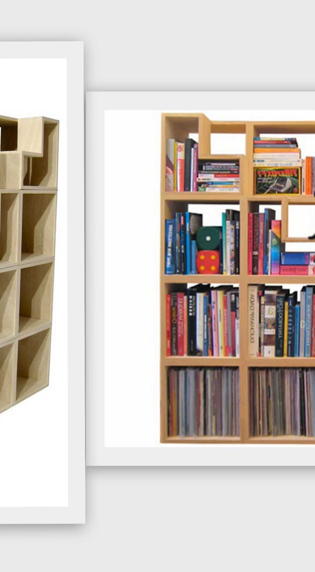 Current Unique Bookcases – Rpisite Within Unique Bookcases (View 6 of 15)