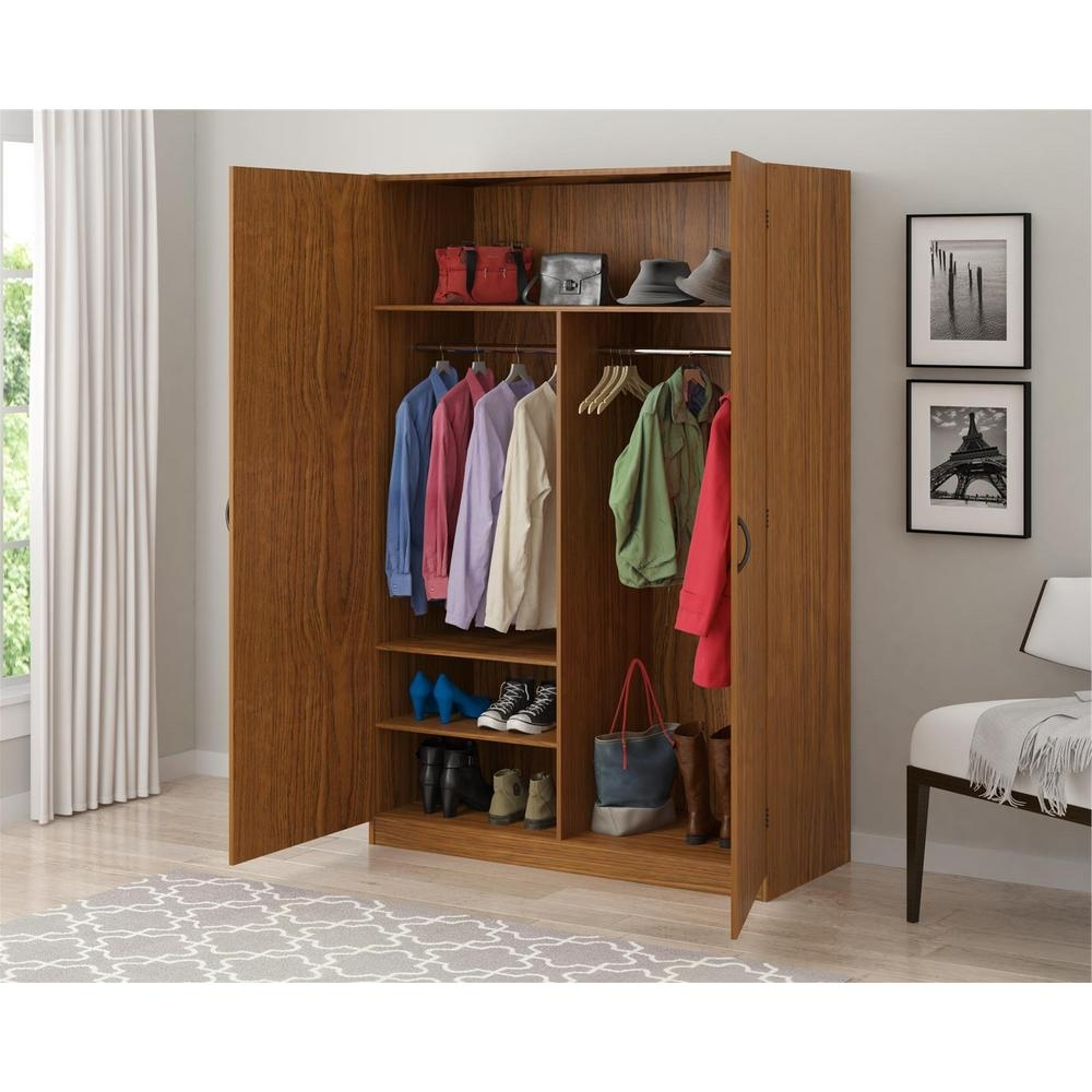 Current Wardrobes Hangers Storages In Closet Storage : Clothes Closets Wardrobe Wardrobe Storage Cabinet (View 5 of 15)
