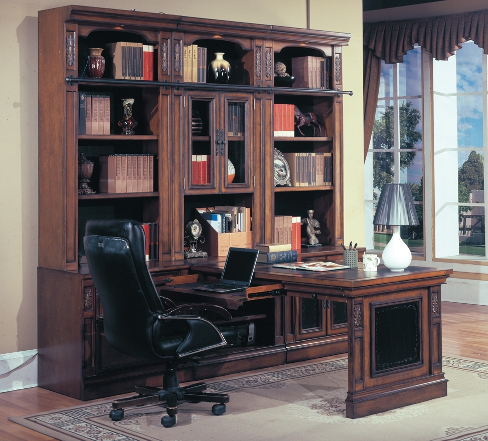 Custom Home Library Wall Units – Wall Units Design Ideas Inside Most Current Home Library Wall Units (View 2 of 15)