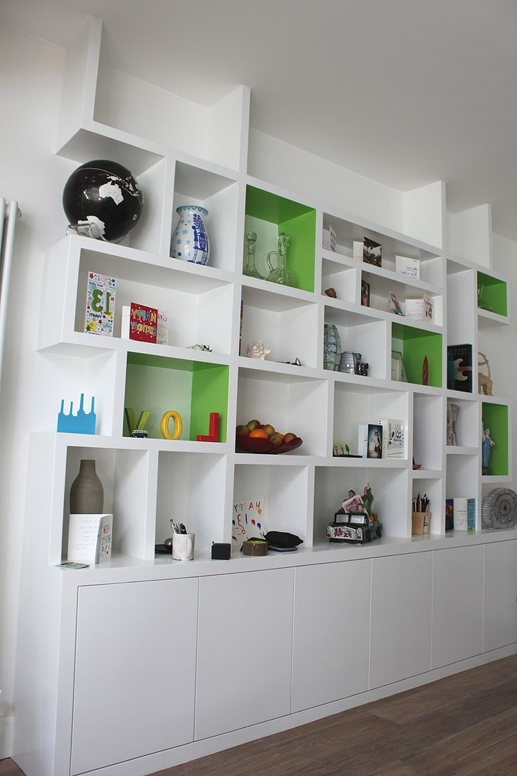 Custom Made Shelving Units With Favorite Best 25+ Contemporary Shelving Ideas On Pinterest (View 14 of 15)