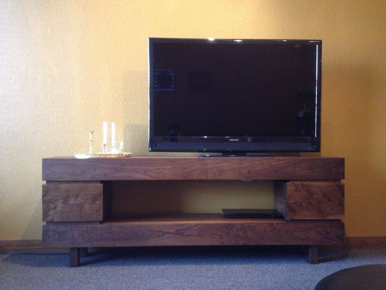 Custommade Intended For Popular Handmade Tv Unit (View 7 of 15)