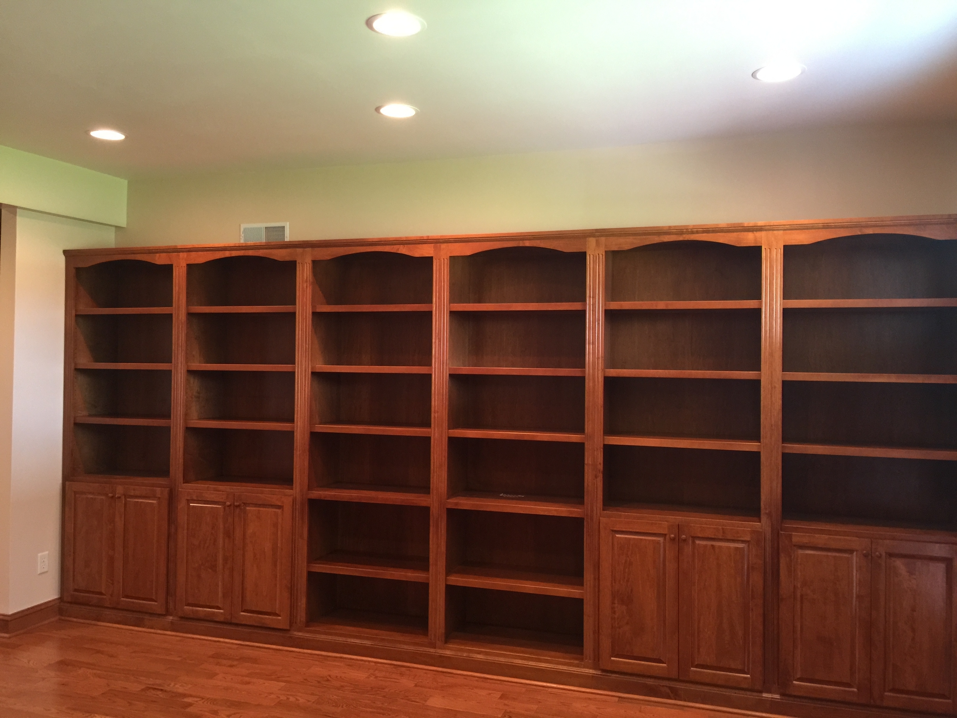 Dave's Custom Services For Maple Bookcases (View 4 of 15)