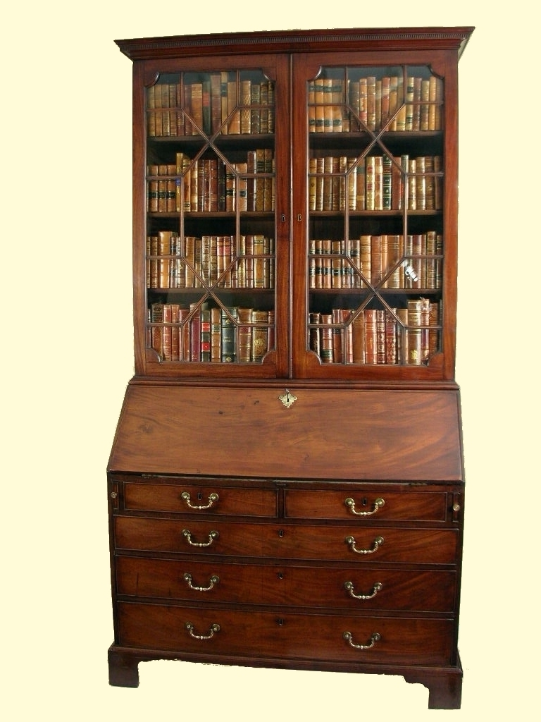 Featured Photo of Secretary Bookcases