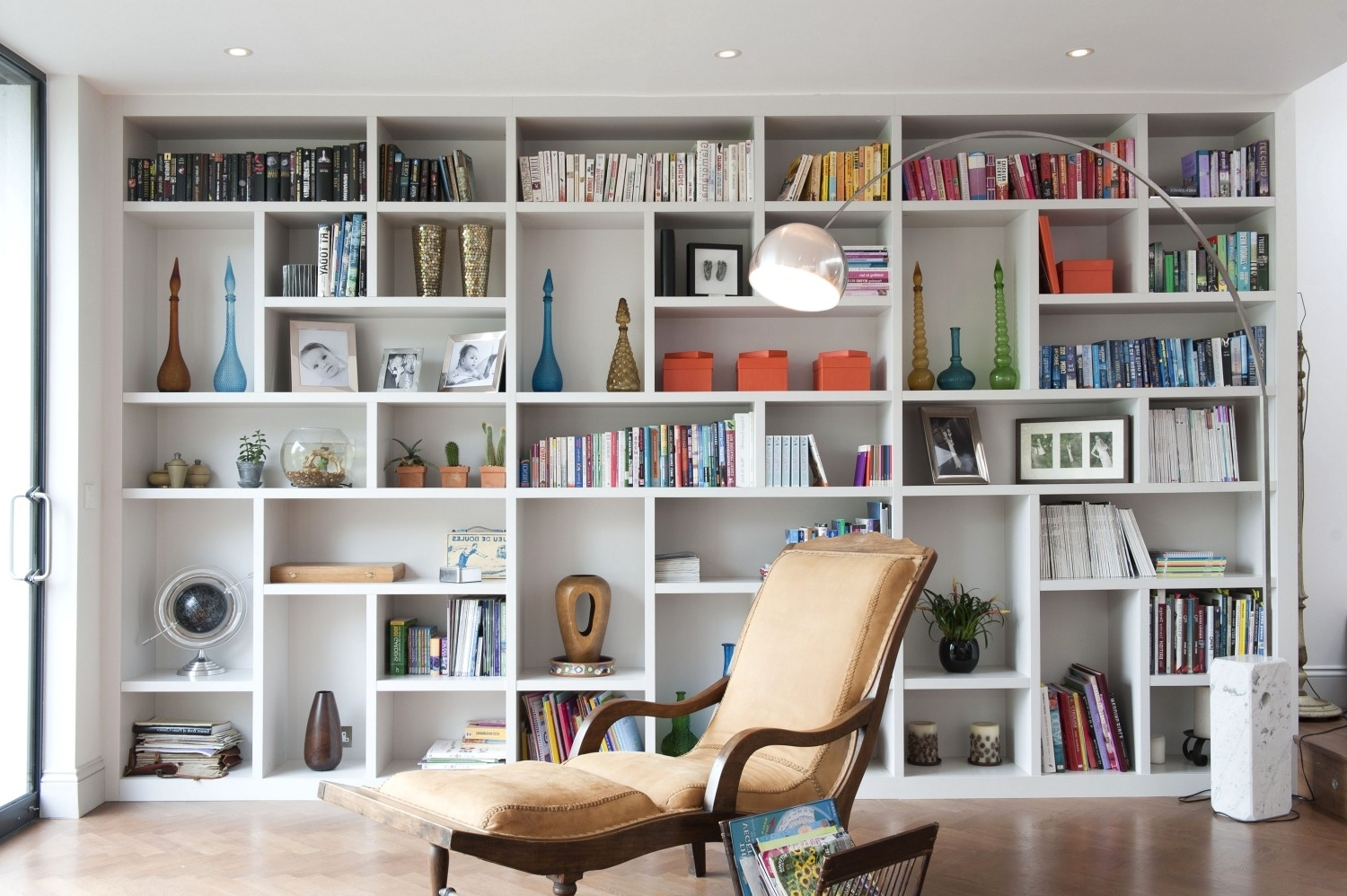 Decorex International For Fitted Book Shelves (View 5 of 15)