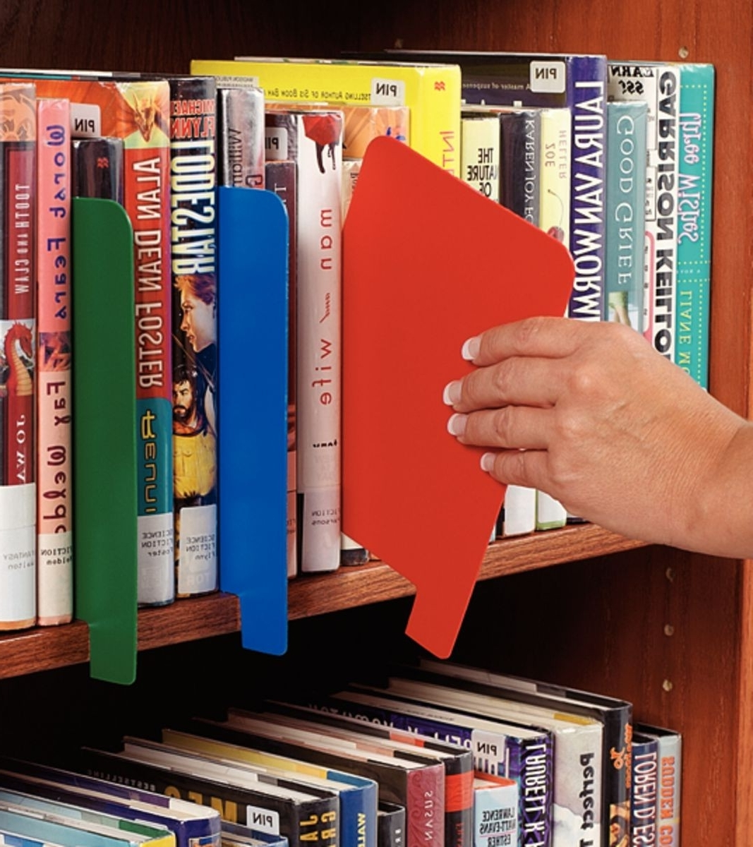 Demco® Library Shelf Markers For Recent Library Shelf Dividers (View 3 of 15)