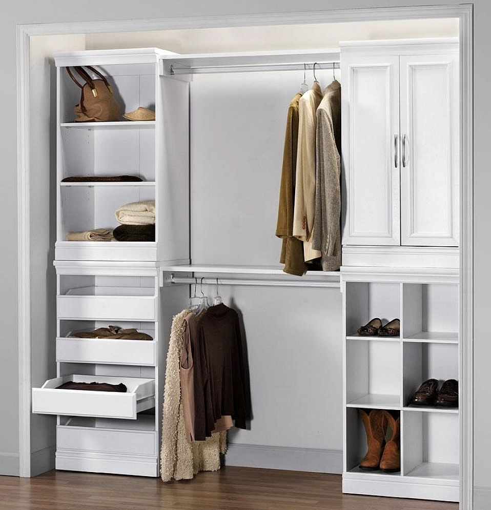 Discount Wardrobes With 2017 Furniture : Coat Closet Ikea Wardrobe Closet Closet For Clothes (View 9 of 15)