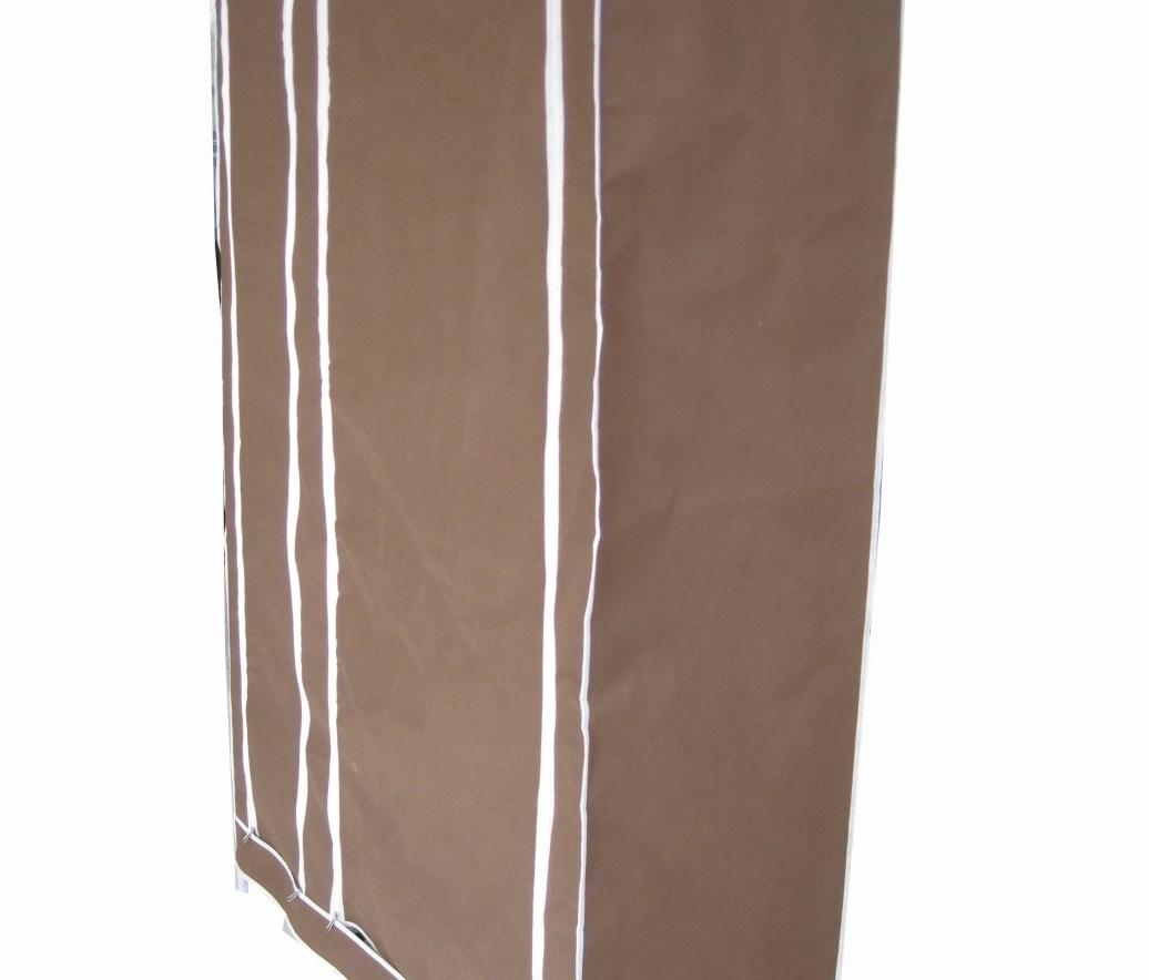 Double Up Wardrobes Rails Regarding Popular Shelf : Wood Double Shelf Clothes Rail Amazing Double Up Wardrobe (Gallery 5 of 15)
