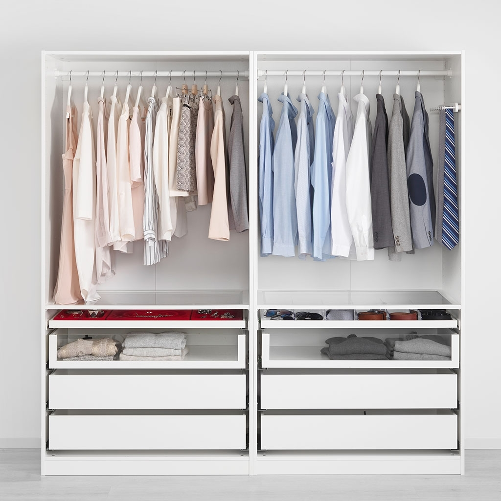 Drawers For Fitted Wardrobes Pertaining To Well Known Pax Wardrobes (View 8 of 15)