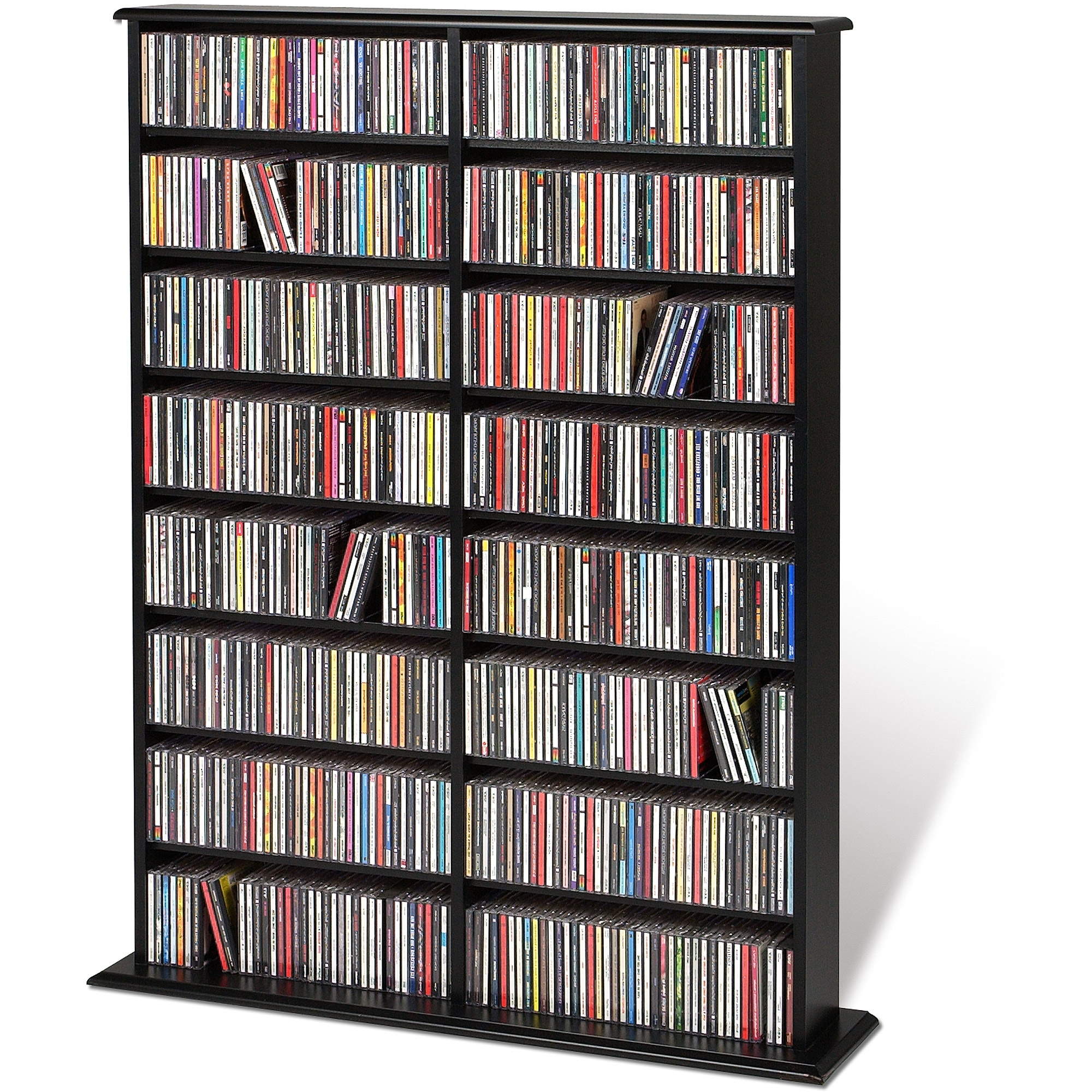 Dvd Bookcases Inside Latest Have Too Many Dvds? Try These Clever Dvd Storage Ideas For (View 4 of 15)