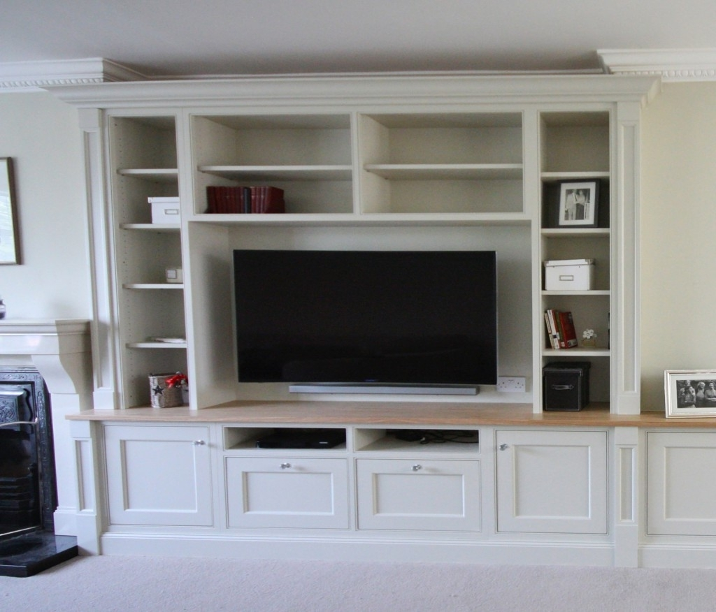 Enigma Design » Tv And Alcove Units With Regard To 2017 Bespoke Tv Units (View 11 of 15)