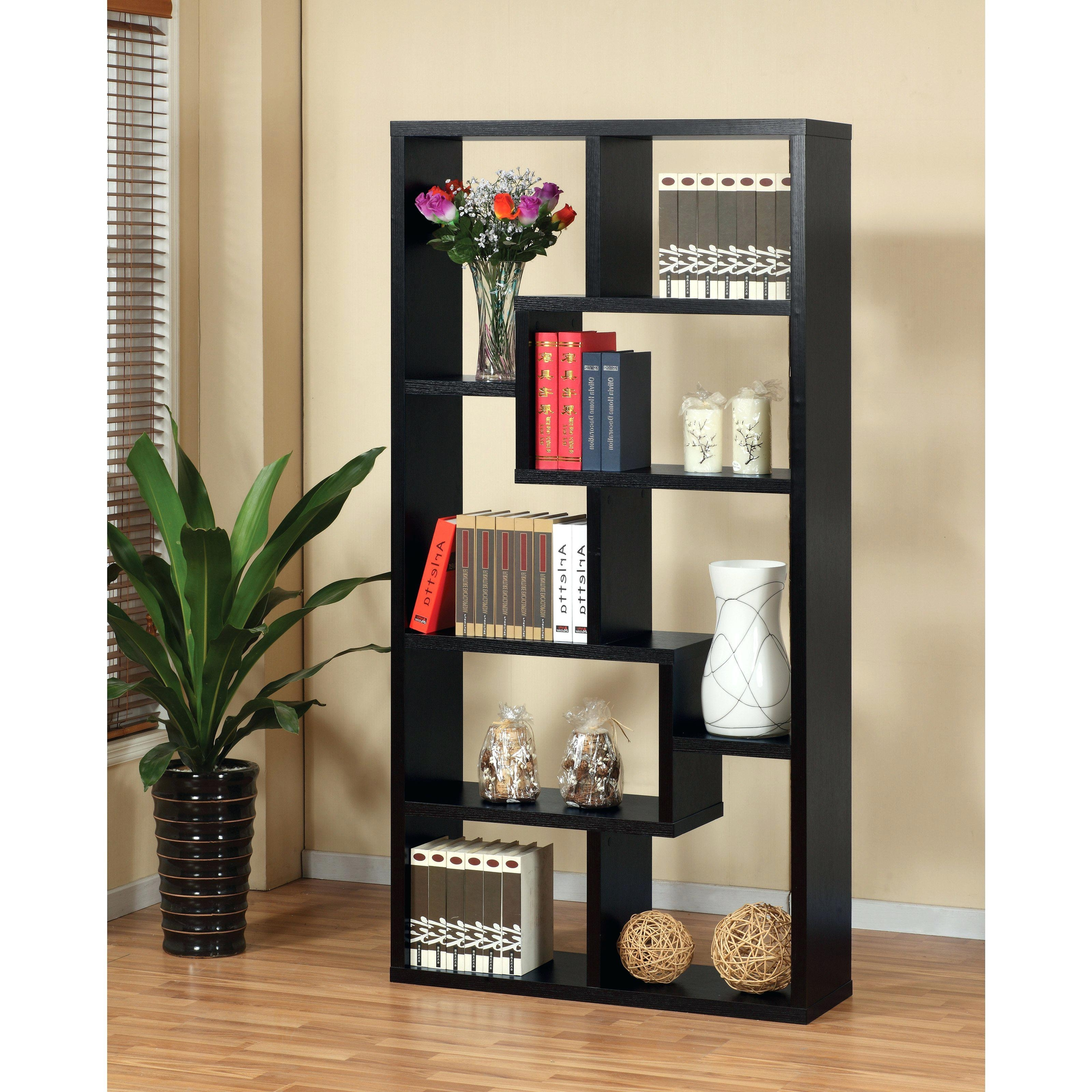 Espresso Target Bookcases Pertaining To Popular Target Bookcases – Edtnscandinavia (View 8 of 15)
