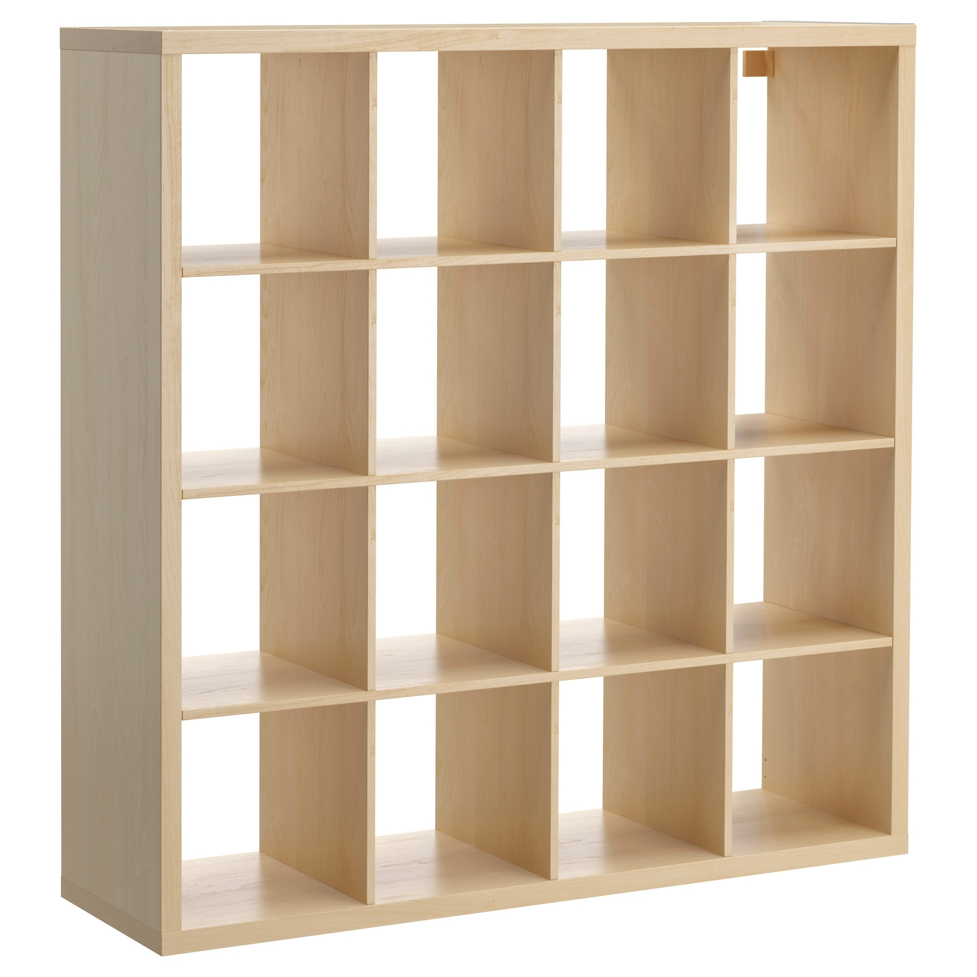 Expedit Bookcases Pertaining To Preferred Kallax Shelf Unit – White – Ikea (View 10 of 15)