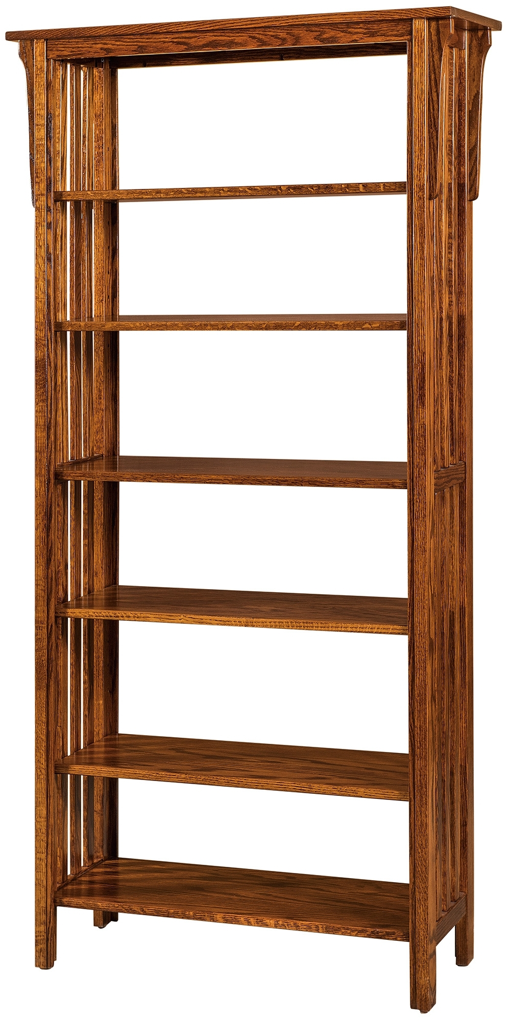Extra Large Bookcases In Latest Honeymaze Extra Large Bookcase (Gallery 3 of 15)