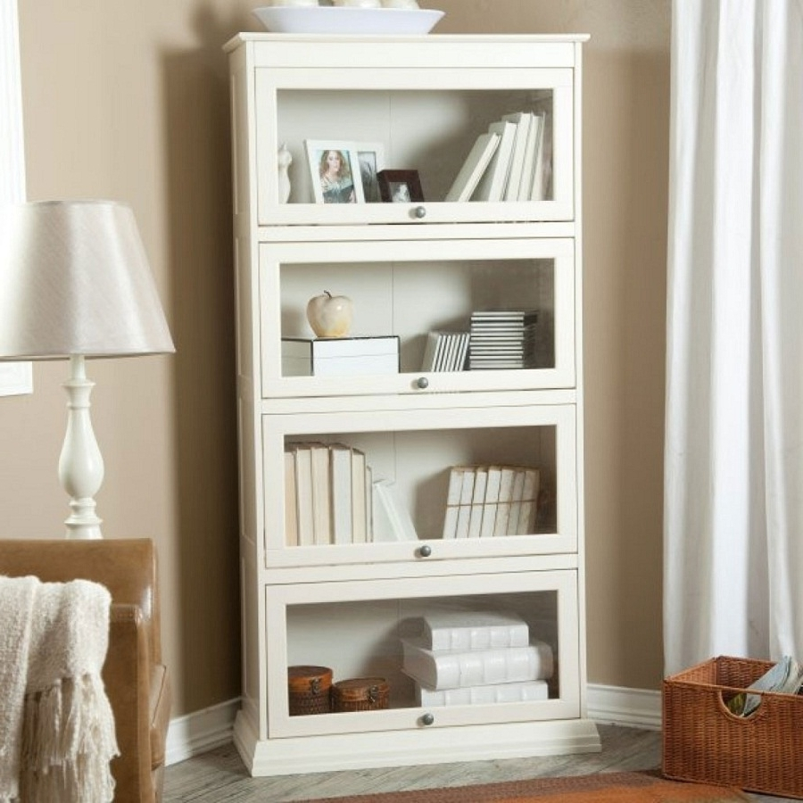 Fabulous Home Ideas In Recent Glass Front Bookcases (View 4 of 15)