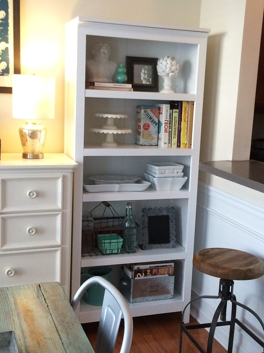 Fake It Til You Make It Bookcase Hack (View 2 of 15)