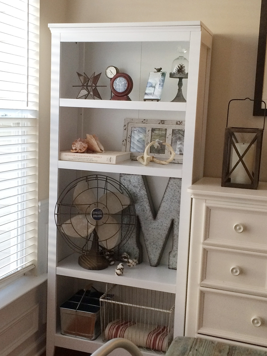 Fake It Til You Make It Bookcase Hack (View 6 of 15)