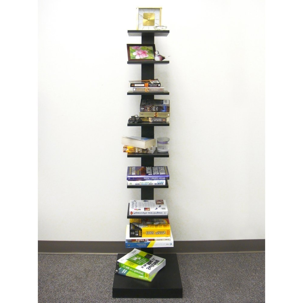 Famous Amazon: Proman Products Wm16567 Spine Book Shelf: Kitchen & Dining Within Spine Bookcases (View 3 of 15)
