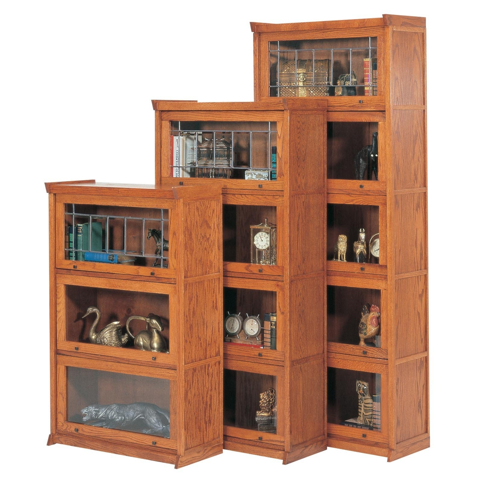 color plans bookcase barrister woodworking