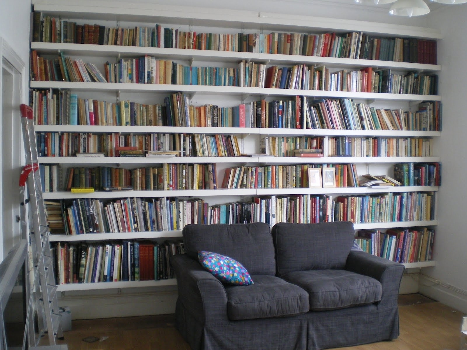 Famous Book Shelving Systems Regarding Adjustable Wood Shelving Systems • Shelves (View 10 of 15)