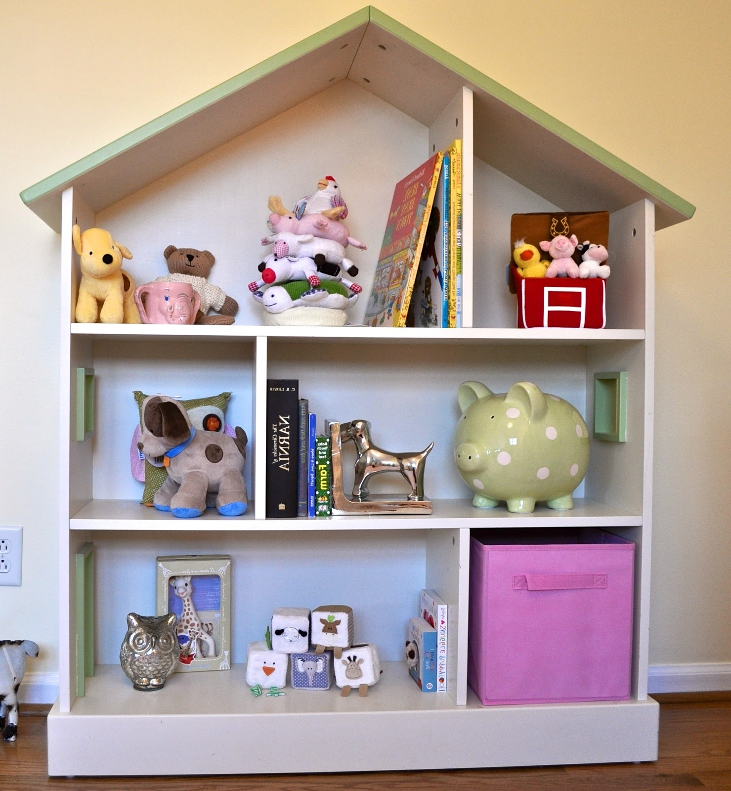 Famous Furniture Home: Literarywondrous Pottery Barn Dollhouse Bookcase Regarding Pottery Barn Bookcases (View 4 of 15)