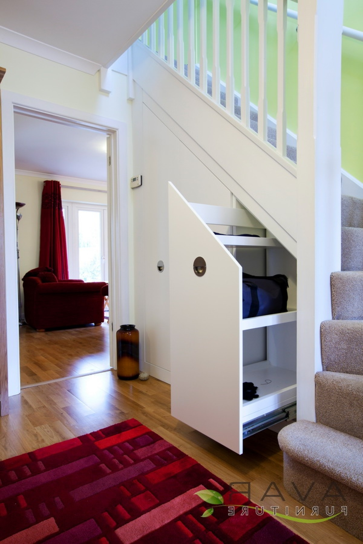 Famous Made To Measure Cabinets Within Under Stairs Storage Ideas Gallery North London Uk Made To Measure (View 2 of 15)