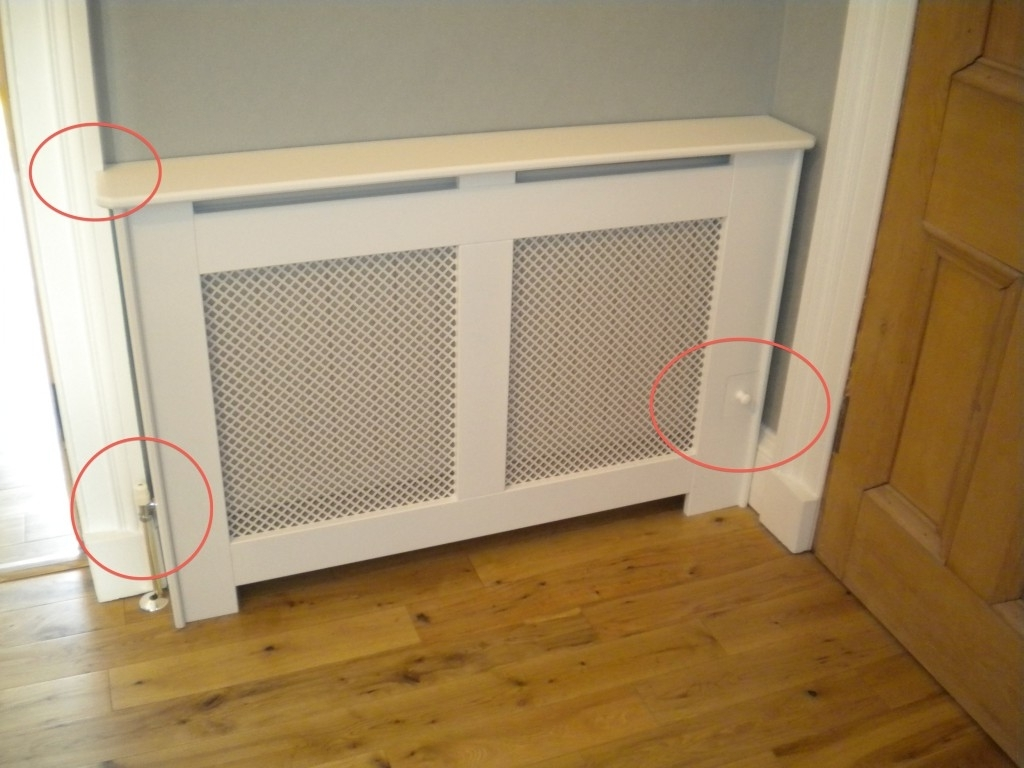 Famous Radiator Covers Made To Measure – Intended For Radiator Cupboards (View 6 of 15)