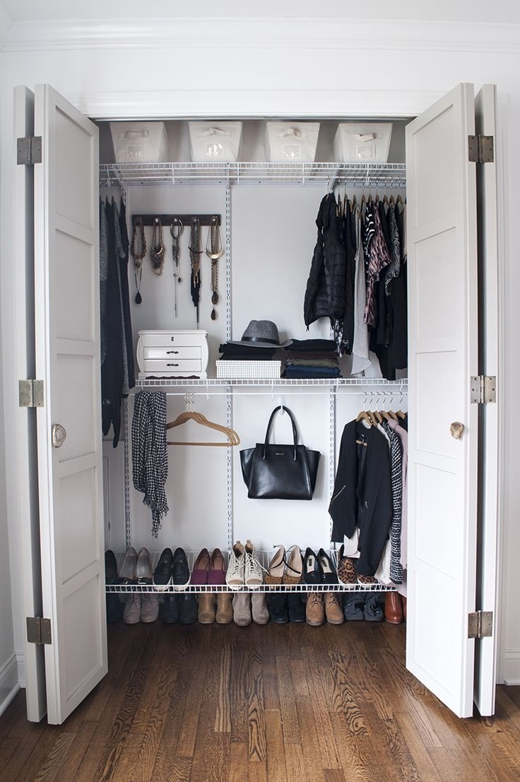 Famous Space Saving Wardrobe Hangers Ideas For Diy This Is The Best Intended For Space Saving Wardrobes (View 5 of 15)