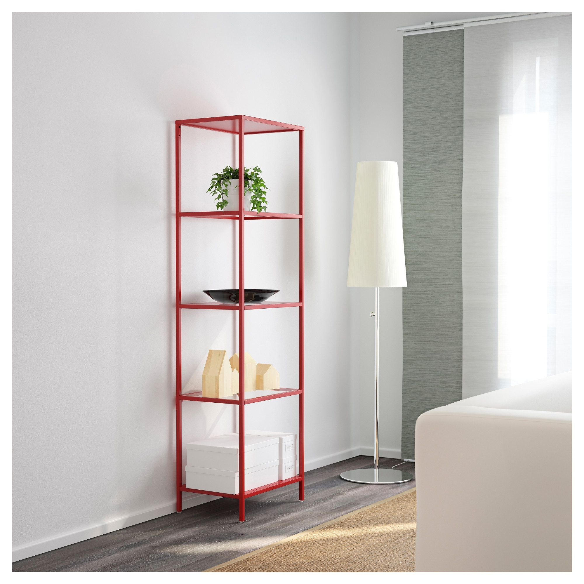 Famous Very Narrow Shelving Unit Pertaining To Splendid Reading Room Rustic Style Decoration Complete Affordable (View 3 of 15)